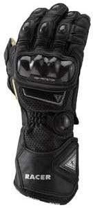 Image of HIGH RACER GLOVE BLK