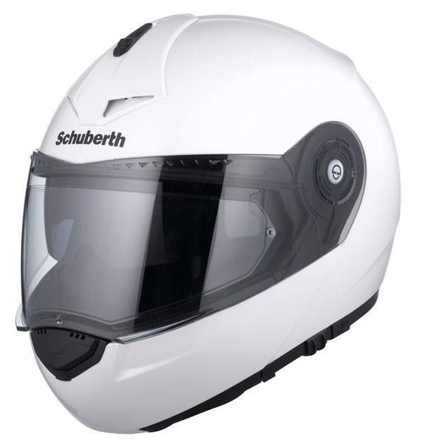Image of SCHUBERTH C3 PRO - GLOSS WHITE