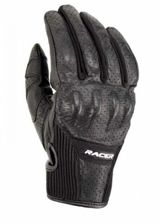 Image of STONE MENS GLOVE BLACK