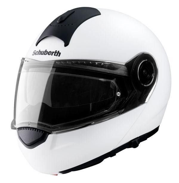 Image of SCHUBERTH C3 BASIC - WHITE