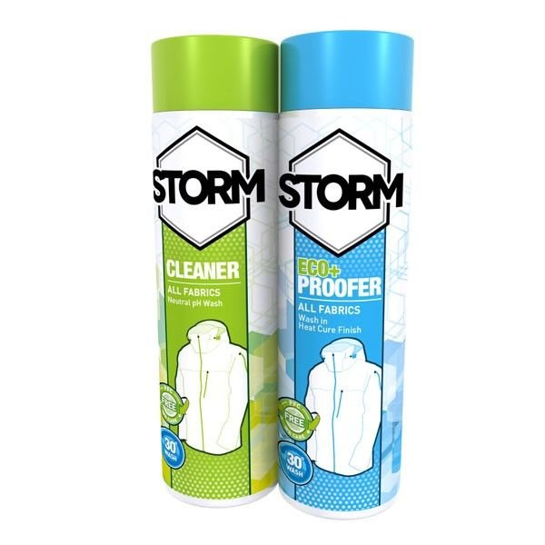 Image of #STORM TWIN PACK HEAT CURE 300
