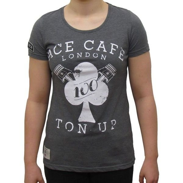 Image of ACE CAFE WOMEN T SHIRT