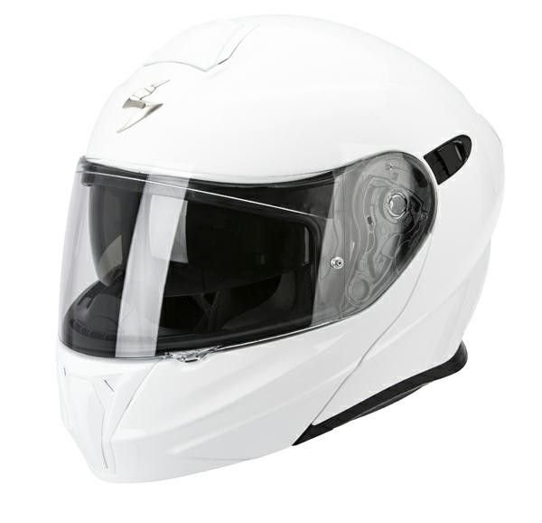 Image of SCORPION EXO 920 - GLOSS WHITE