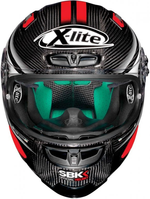 Image of X-LITE X-803 ULTRA CARBON SBK