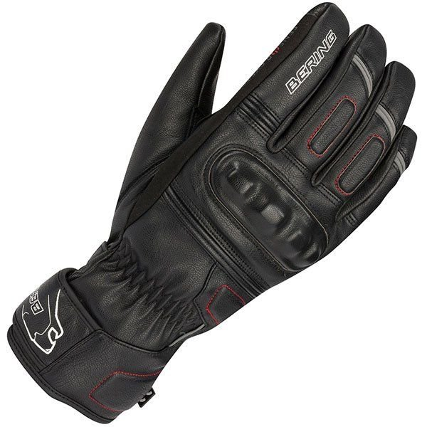 Image of BERING WHIP CE WATERPROOF GLOVE - BLACK