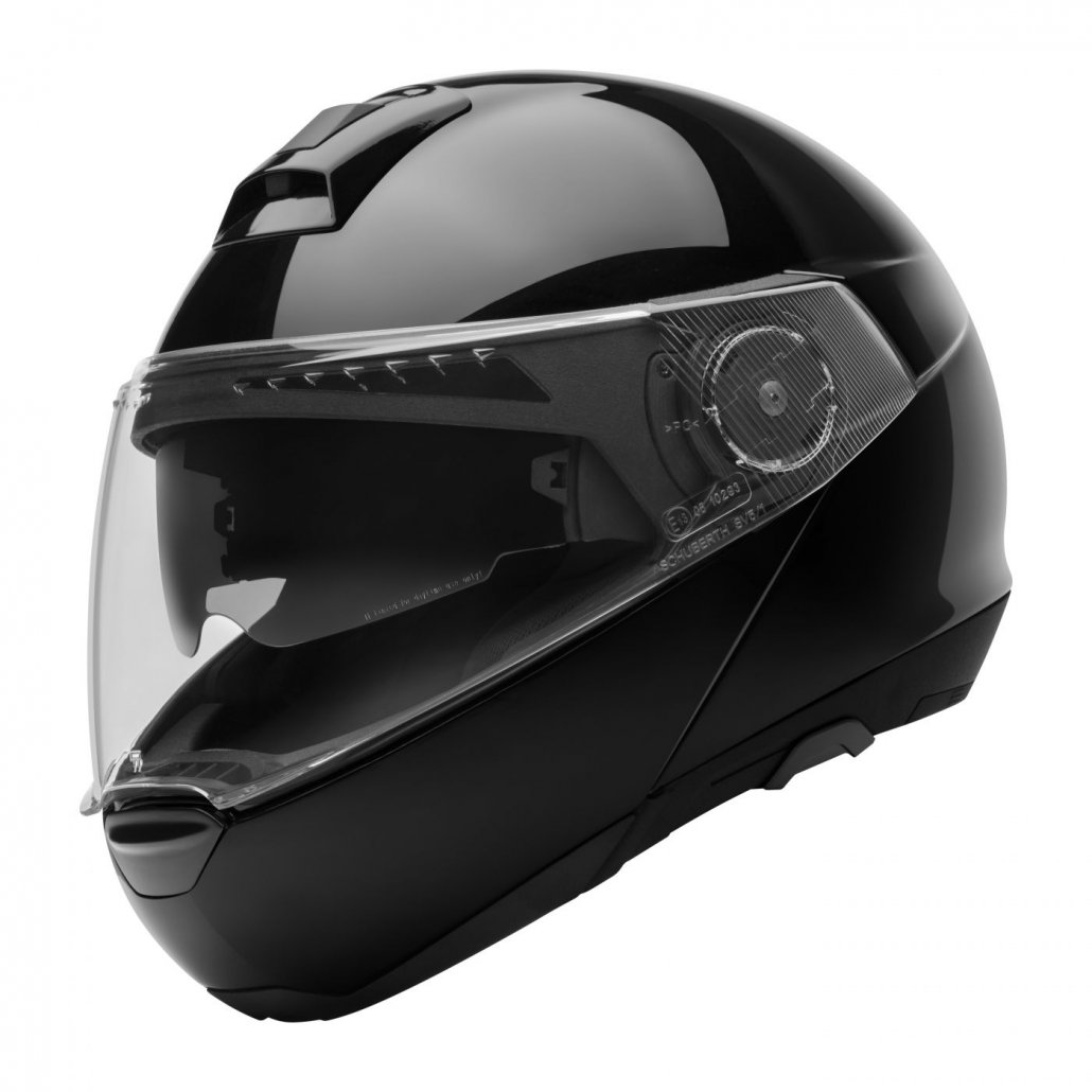 Image of SCHUBERTH C4 - GLOSS BLACK