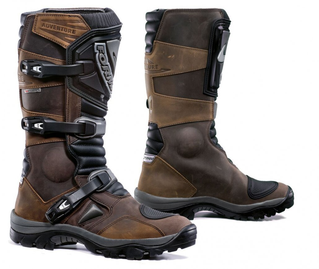 Image of FORMA ADVENTURE BOOT - BROWN