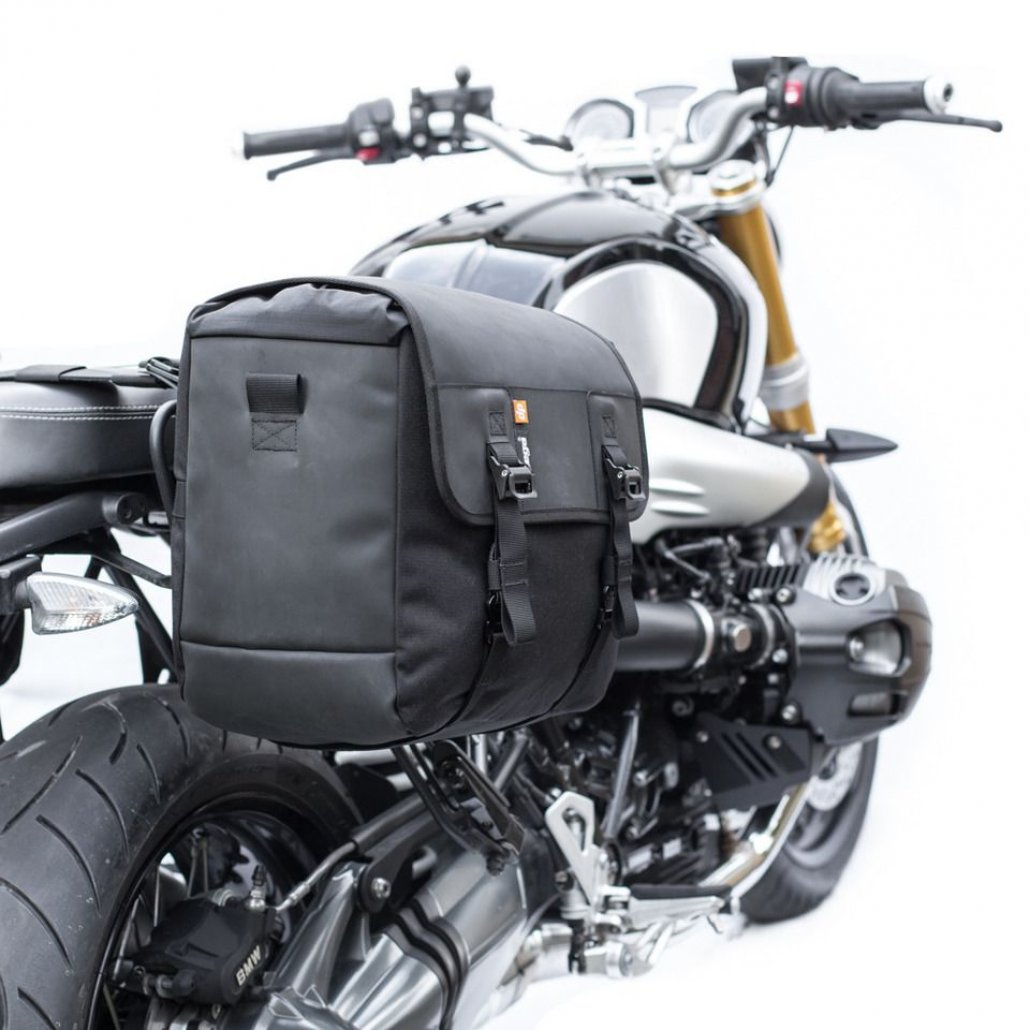 Image of KRIEGA SADDLEBAG 18