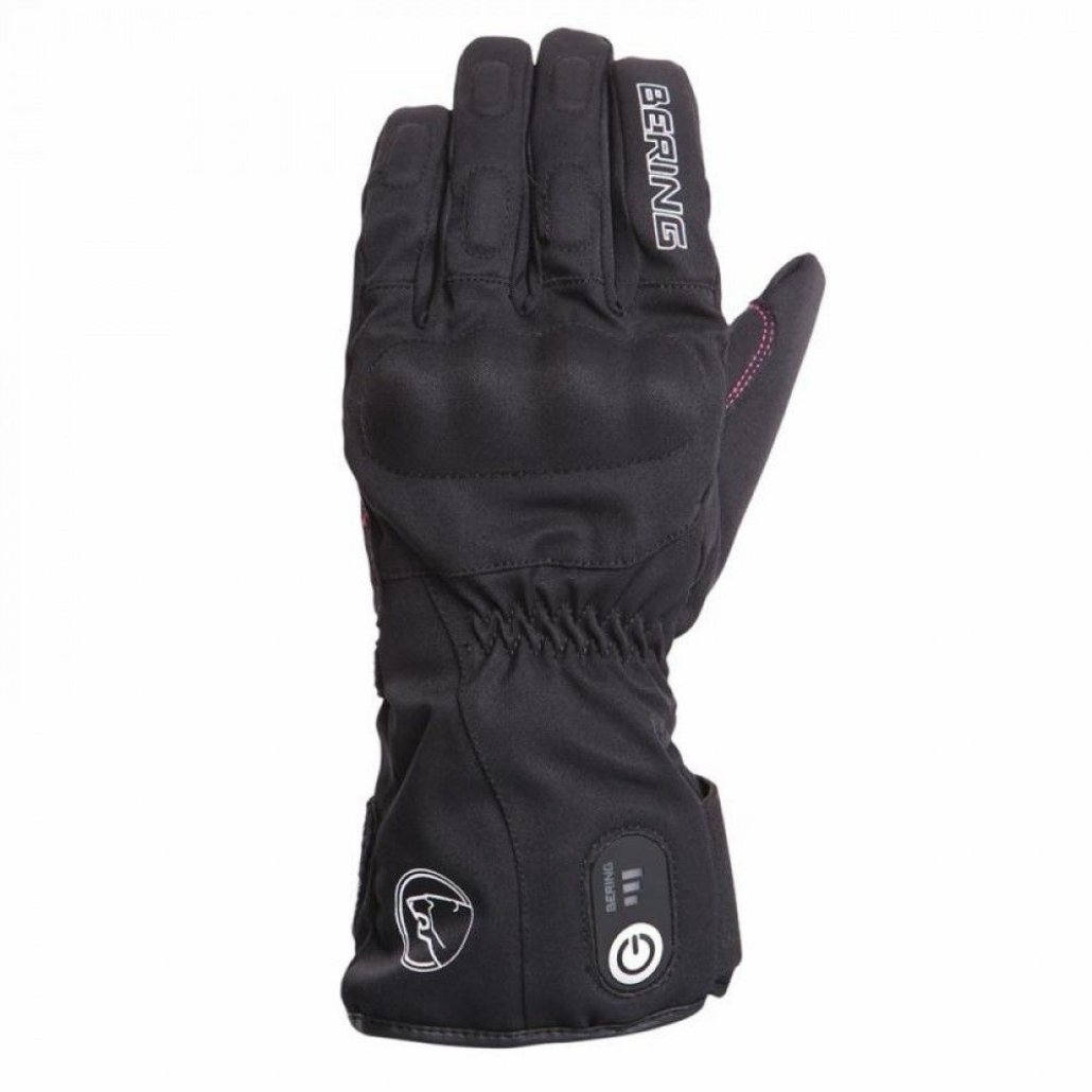 Image of LADY OXSANA GLOVE BLK