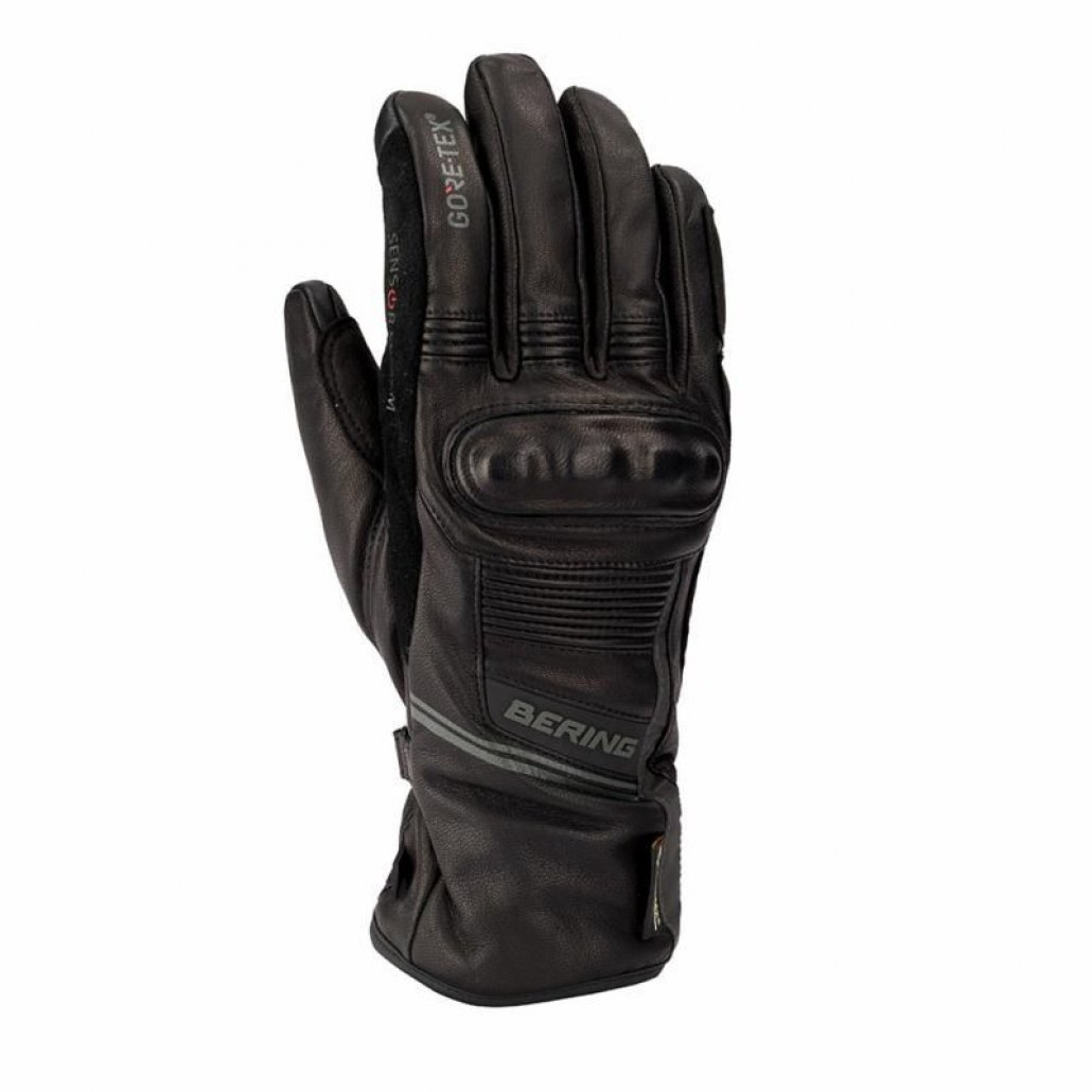 Image of BERING MOYA GORETEX GLOVE - BLACK