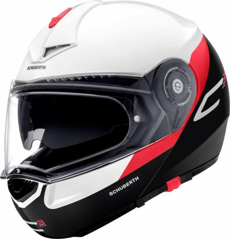 Image of SCHUBERTH C3 PRO - GRAVITY RED