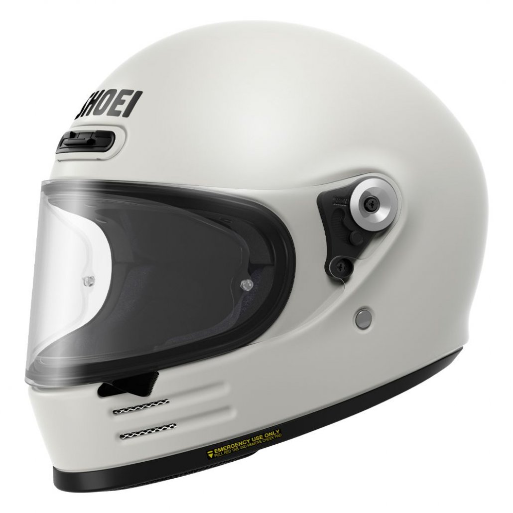 Image of SHOEI GLAMSTER - OFF WHITE