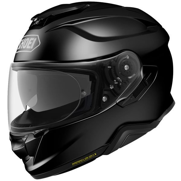 Image of SHOEI GT AIR 2 - PLAIN BLACK