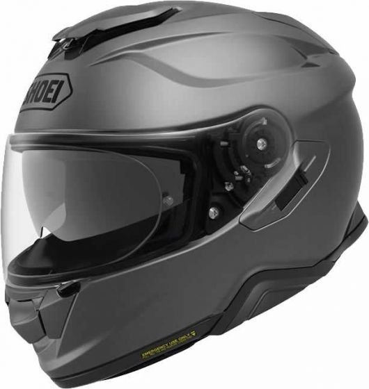 Image of SHOEI GT AIR 2 - MATT DEEP GREY