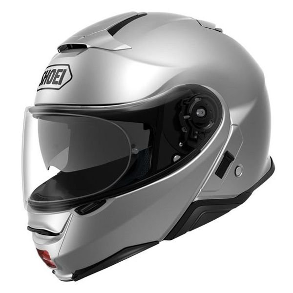Image of SHOEI NEOTEC 2 - LIGHT SILVER