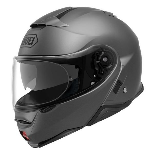 Image of SHOEI NEOTEC 2 - MATT DEEP GREY