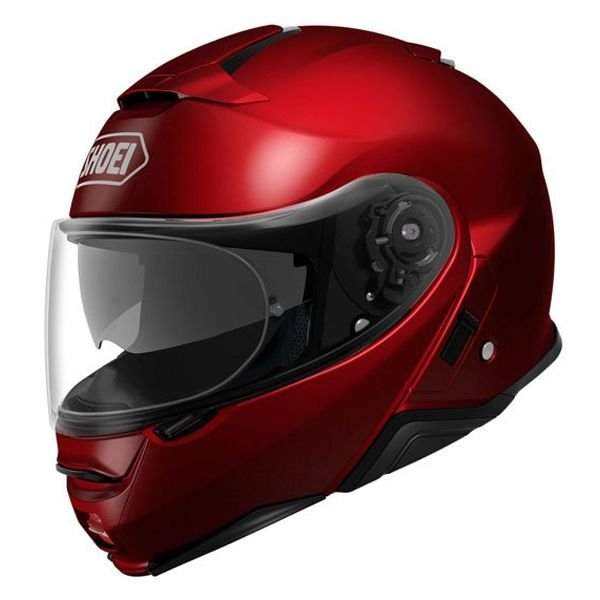 Image of SHOEI NEOTEC 2 - WINE RED