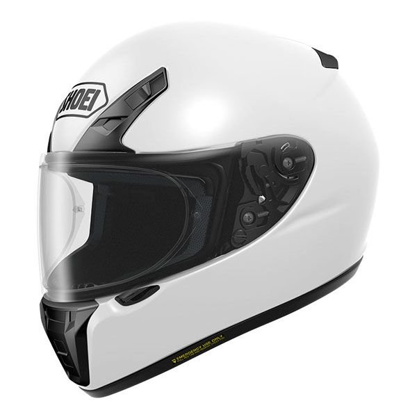 Image of SHOEI RYD - GLOSS WHITE