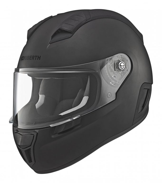 Image of SCHUBERTH SR2 - MATT BLACK