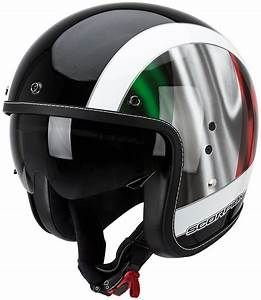 Image of SCORPION EXO BELFAST - BLK/GREEN/RED