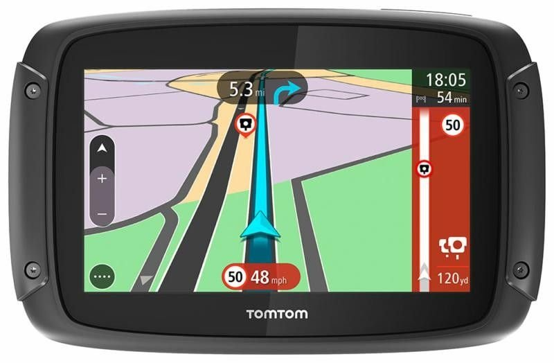 Image of TOMTOM 450 RIDER WORLD