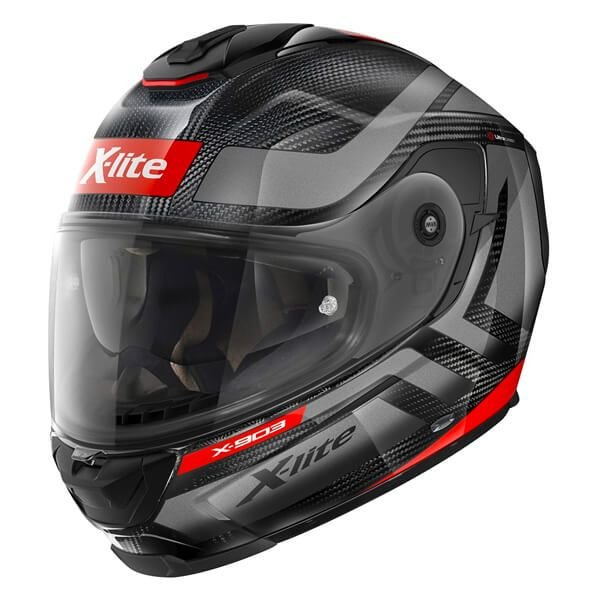 Image of X-LITE X-903 ULTRA CARBON - AIRBOURNE - CARBON/RED