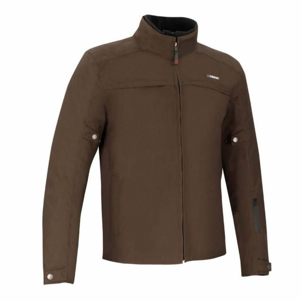 Image of BERING ZANDER JACKET - BROWN