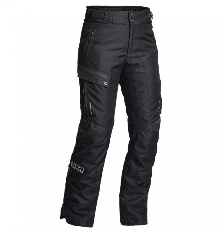 Image of LINDSTRANDS LADY ZH TROUSERS - BLACK - STANDARD