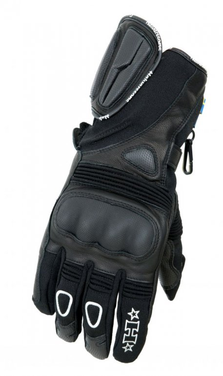 Image of HALVARSSONS BEXSTER GLOVE - BLACK