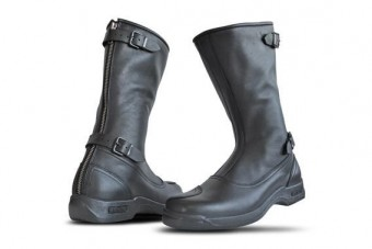 DAYTONA CLASSIC OLD TIMER BOOT - BLACK - ONLINE ONLY image