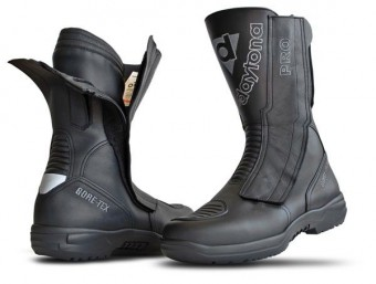DAYTONA TRAVELSTAR PRO BOOT - BLACK - ONLINE ONLY image