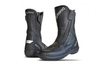 DAYTONA ROAD STAR GTX WIDE BOOT - BLACK - ONLINE ONLY image