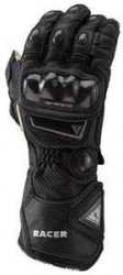 RACER HIGH RACER GLOVE - BLACK  image