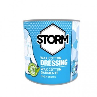 WAX COTTON DRESSING 200ml tin image