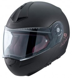 SCHUBERTH C3 PRO WOMEN - MATT BLACK - ONLINE ONLY image