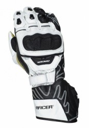 RACER HIGH SPEED GLOVE - WHITE image