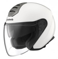 SCHUBERTH M1 PRO - GLOSS WHITE - ONLINE ONLY image