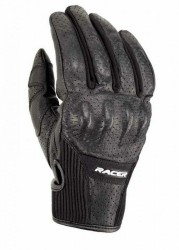 STONE LADIES GLOVE BLACK image