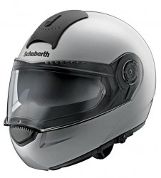 SCHUBERTH C3 BASIC - SILVER - ONLINE ONLY image