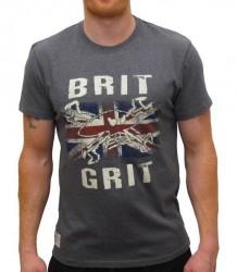 BRIT GRIT GM T SHIRT GRPH image