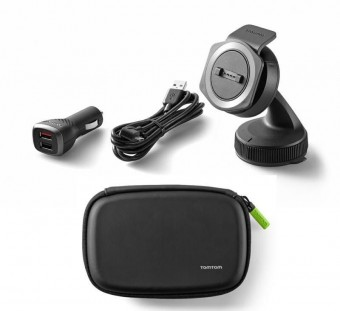 TOMTOM CAR MOUNT KIT + CASE image