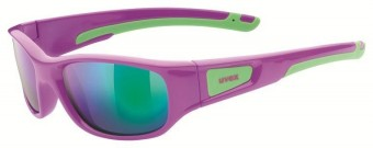 GLASS SP 506 PINK GREEN image