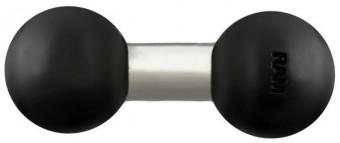 """RAM MOUNTS DOUBLE 1"""" BALL ADAPTOR image"""