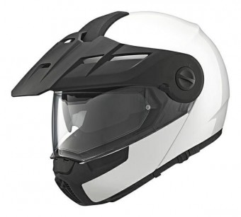 SCHUBERTH E1 - GLOSS WHITE  - ONLINE ONLY image