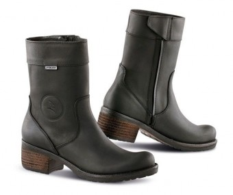 FALCO LADY AYDA 2 BOOT - BLACK image