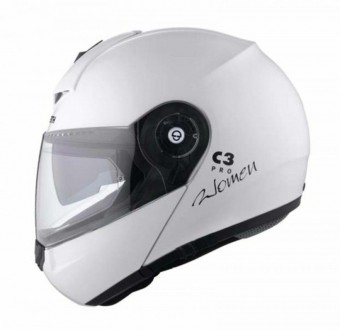 SCHUBERTH C3 PRO WOMAN - GLOSS WHITE image