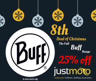 THE BUFF RANGE - 25% OFF - IN STORE ONLY image