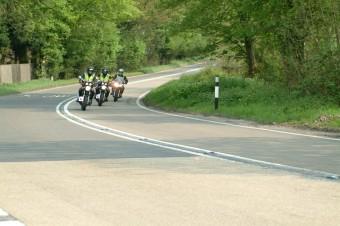 Advanced Rider Training image
