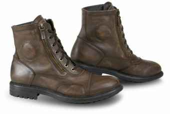 FALCO AVIATOR BOOTS - BROWN image