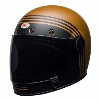 BELL BULLITT HELMET - FORGE MATT BLACK / COPPER image